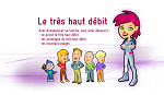 FAMILLE DECLIC reseau Haut debit